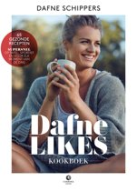Omslag van 'Dafne likes kookboek'