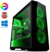 Vibox Gaming Desktop Warrior 10 - Game PC