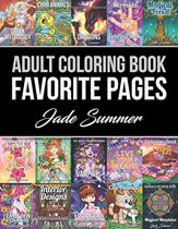 Adult Coloring Book: Favorite Pages