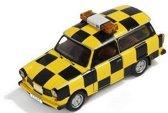 Trabant P601 'Follow-Me' Leipzig-Altenbirg Airpo - 1:43 - IST Models