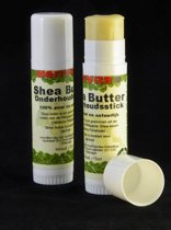 Shea Butter Puur en Ongeraffineerd 15ml Stick