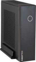 Chieftec IX-03B-OP computerbehuizing Mini-Toren Zwart