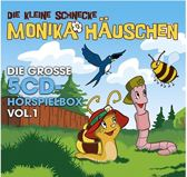 Monika Hauschen - Die Grosse 5-Cd Horspielbox Vol. 1