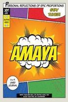 Superhero Amaya