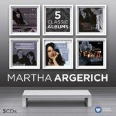 Maretha Argerich - 5 Classics Albums