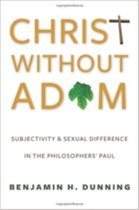 Christ Without Adam