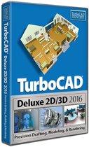 TurboCAD Deluxe 2016 - Engels