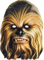 Chewbacca Card Mask