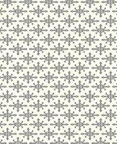 Classic Pattern Design School Composition Book Dots Diamonds 130 Pages
