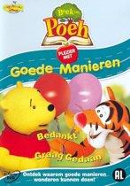 Winnie de Poeh: Goede Manieren DVD NL