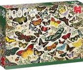 Butterfly Poster Premium Collection Puzzel 1000 Stukjes