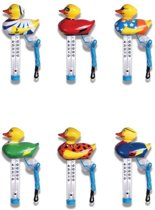 Colorful Duck Thermometer