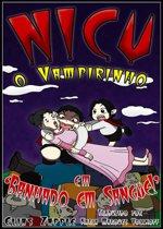 Banhado em Sangue! (Nicu, o Vampirinho #3)