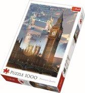 London in de ochtend, 1000 stukjes Puzzel
