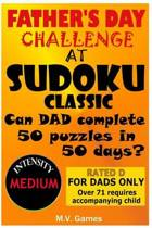 Father's Day Sudoku Challenge at Sudoku Classic
