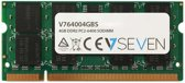 V7 V764004GBS geheugenmodule 4 GB DDR2 800 MHz
