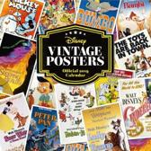 Disney Vintage Posters Kalender 2019