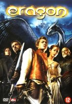DVD cover van Eragon