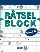 Rätselblock Band 6