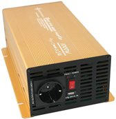 24V - 230V Zuivere sinus Spanningsomvormer 1000W