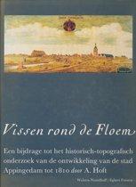 VISSEN ROND FLOEM