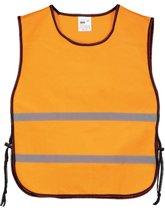 Veiligheidshesje - veiligheidsvest - hesje Oranje