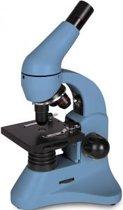 Levenhuk-microscoop Rainbow 50L PLUS Azure-Azuurblauw