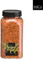 3 stuks Gravel oranje fles 1 kilogram