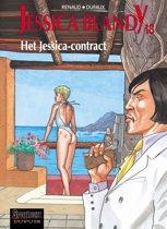 Jessica Blandy: 018 Het Jessica-contract