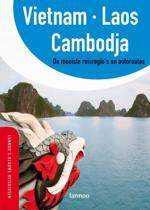 Lannoo's blauwe reisgids - Vietnam - Laos -Cambodja