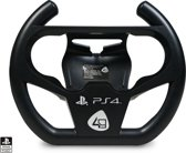 4Gamers Racestuur PS4 -  Official Licensed
