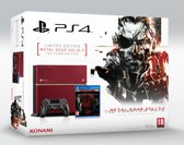 Sony PlayStation 4 Metal Gear Solid V: The Phantom Pain Console - 500GB - Rood - PS4