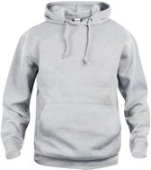 Basic hoody ash 3xl