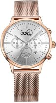 Sael Palm Rose Gold (mesh)