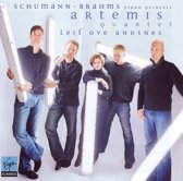 Schumann & Brahms Piano Quinte