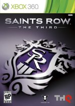 Saints Row: The Third - Xbox 360 (Compatible met Xbox One)