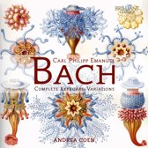 C.P.E. Bach: Complete Keyboard Vari