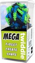 Mega Twiddle Toys - Multi Blue
