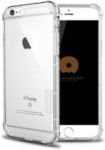 Mofi Anti-shock TPU Softcase iPhone 6(s) plus - Transparant