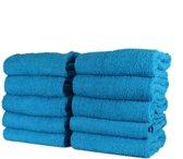 Hotel Handdoek – Turquoise - Set van 3 Stuks - 70x140 cm - Heerlijk zachte badhanddoeken