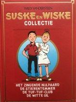 Suske en Wiske Lecturama collectie de delen 131 t/m 134