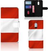 Bookstyle Case Nokia 6 Oostenrijk