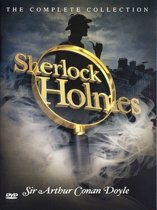 Sherlock Holmes - Complete Collectie (3DVD)