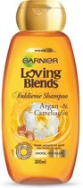 Garnier Loving Blends Argan & Camelia Sublieme Shampoo - 300 ml - Shampoo