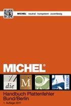 MICHEL Handbuch Plattenfehler Bund/Berlin