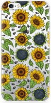 iPhone 6 Plus/6S Plus Hoesje Sunflowers