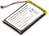 Battery Garmin Nülink 2340, Nülink 2390, Li-Polymer, 3,7V, 1200mAh, 4,4Wh