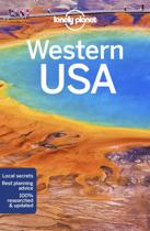 Lonely Planet Western USA