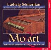 Mozart: Piano Sonatas Vol. I