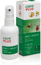 Care Plus - Deet 40 % - 60 ml - Anti-insecten Spray